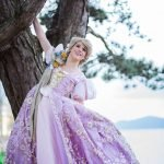 Rapunzel Princess Party vancouver BC Surrey